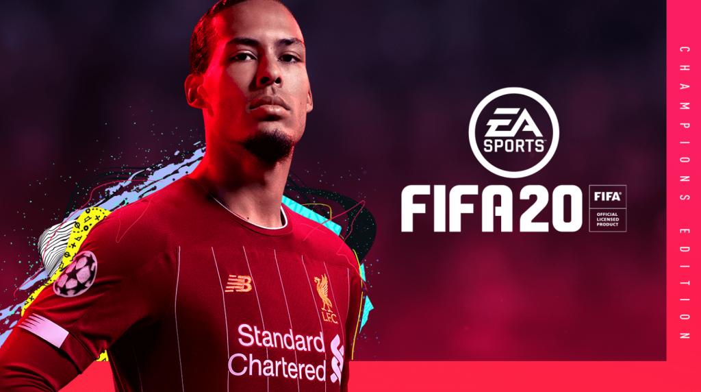 FIFA 20 EA Sports